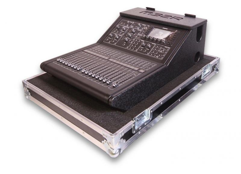 Midas M32R Console Case with Dog House