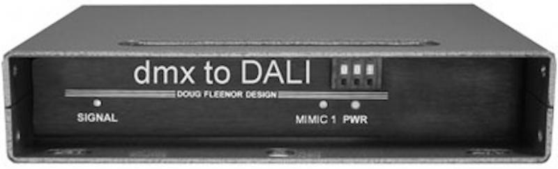 DMX2DALI