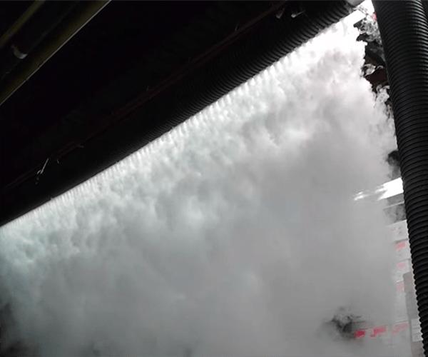 Fog Curtain