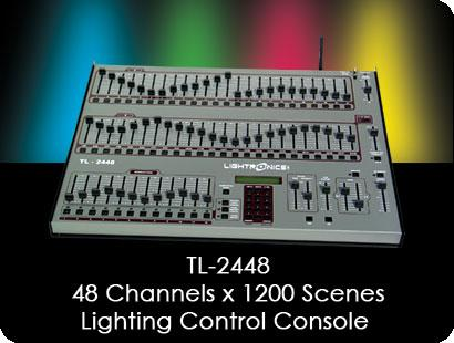 TL2448 Lighting Control Console
