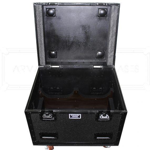 Signature Black-Out Series: CM 1-Ton Classic Dual Case