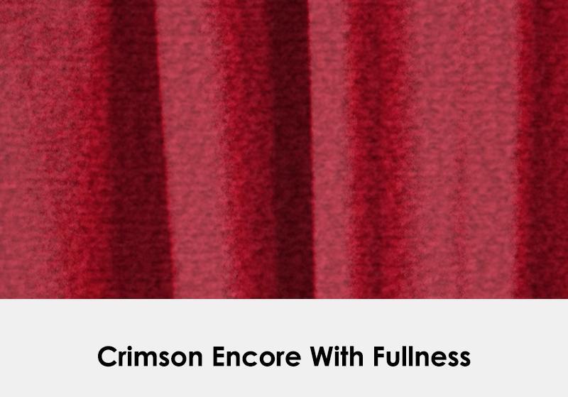 Encore Crimson Drape