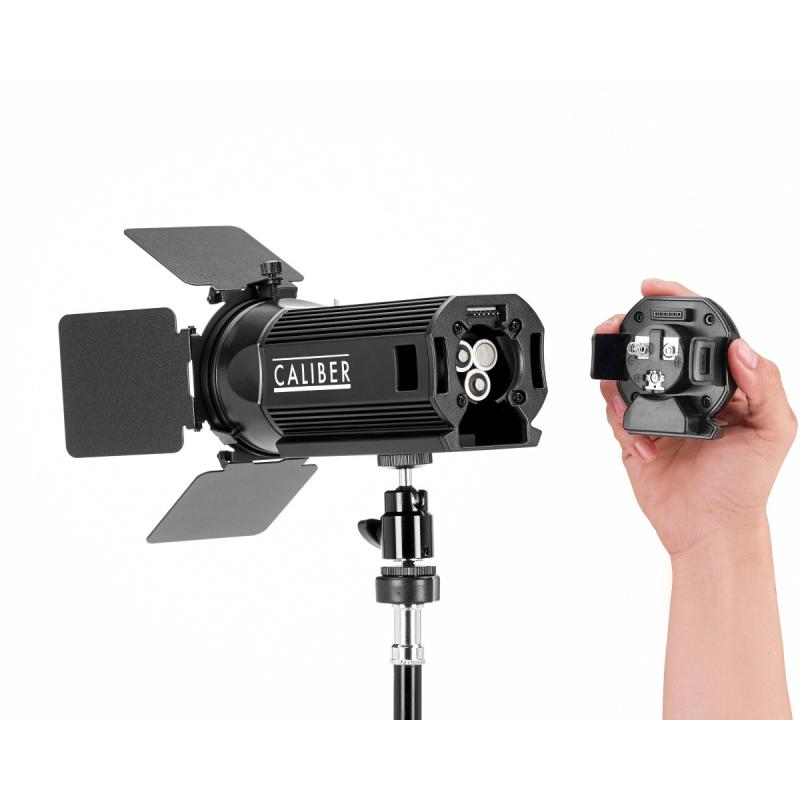 Caliber 3-Light Kit
