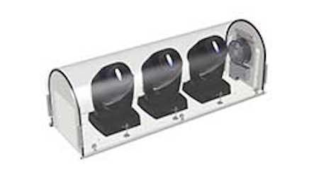 Monsoon G4 - Linear Moving Light Enclosures