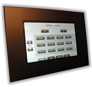 CT600 LCD Touch