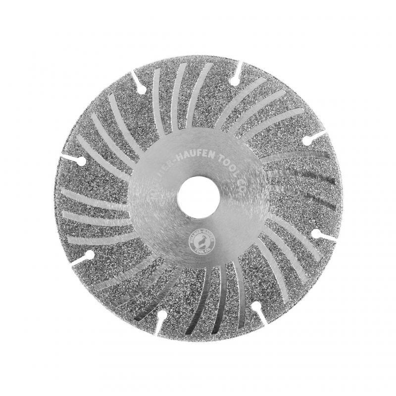 "Electroplated Diamond Angle Grinding Wheel - 6"""