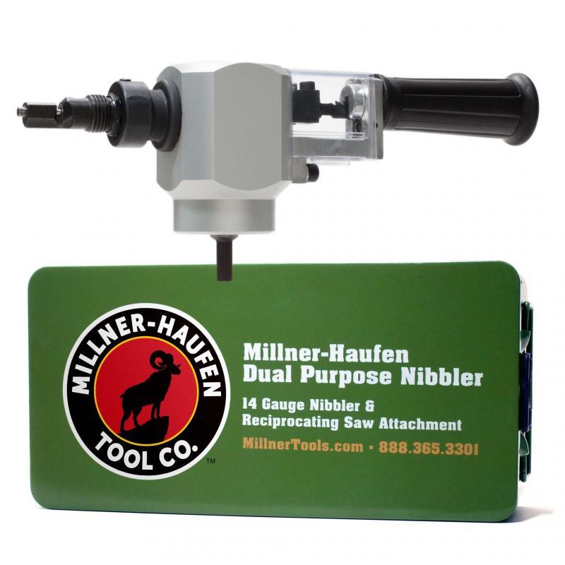 Dual-Purpose Nibbler