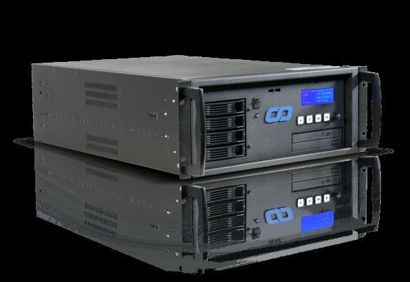 Coolux Pandoras Box Media Server STD Quad