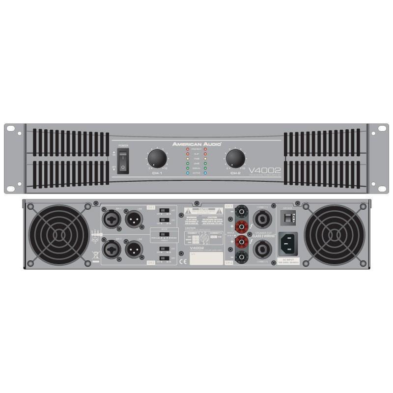 American Audio V4002