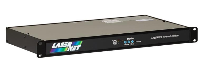 SMPTE Timecode Reader & Network Switch