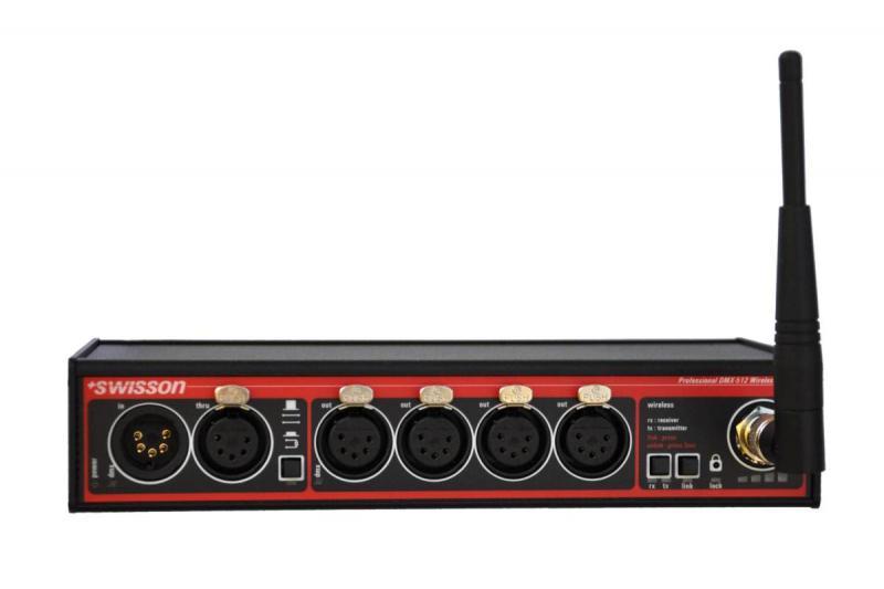 Wireless DMX Splitter - XSW Series