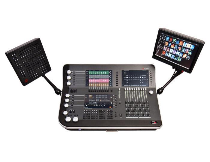 V476 Control Console