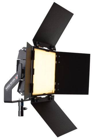 Area 48 Soft LED - Fixture with Remote Phosphor Panels