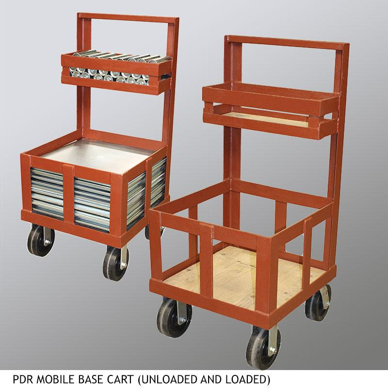 PDR Mobile Base Cart