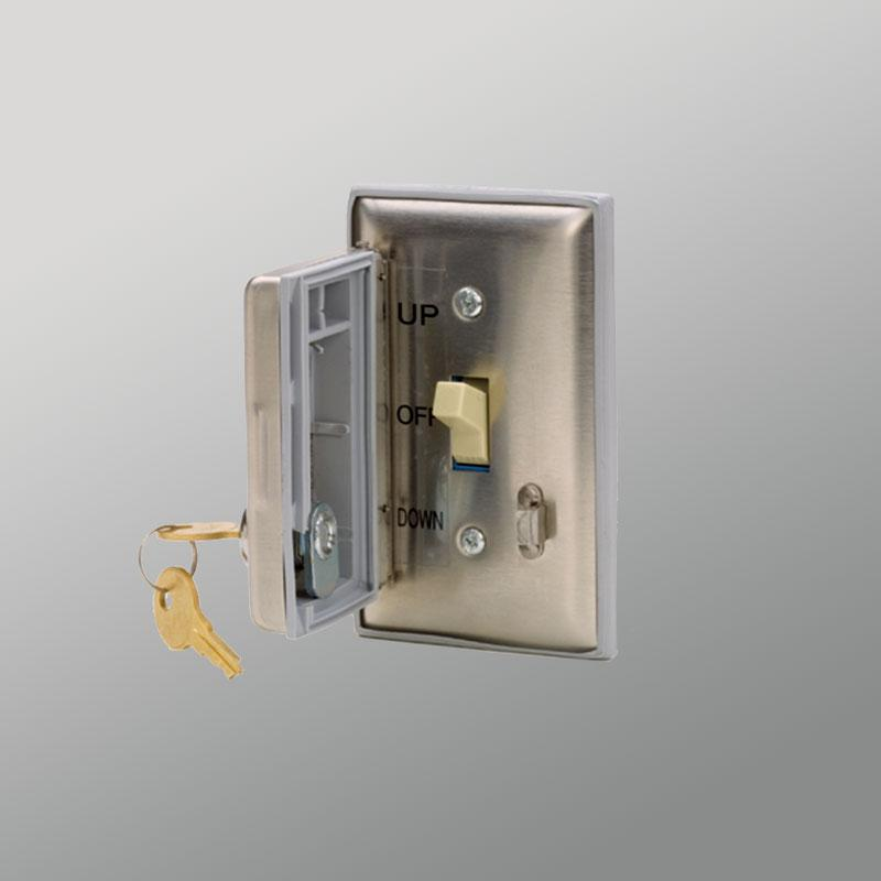 SP-KPS-I Locking Switch Cover Plate