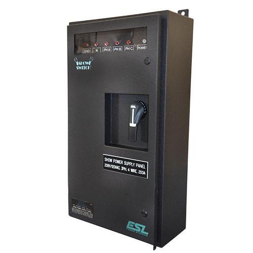 100A 208Y/120VAC ShowSwitch – Company Switch