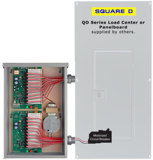 RBLC – Retrofit Lighting Control Panel