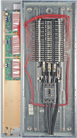 LCP – Lighting Control Panelboard