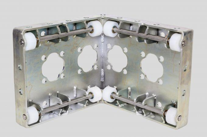 12″ Telescopic Corner Sleeve Block