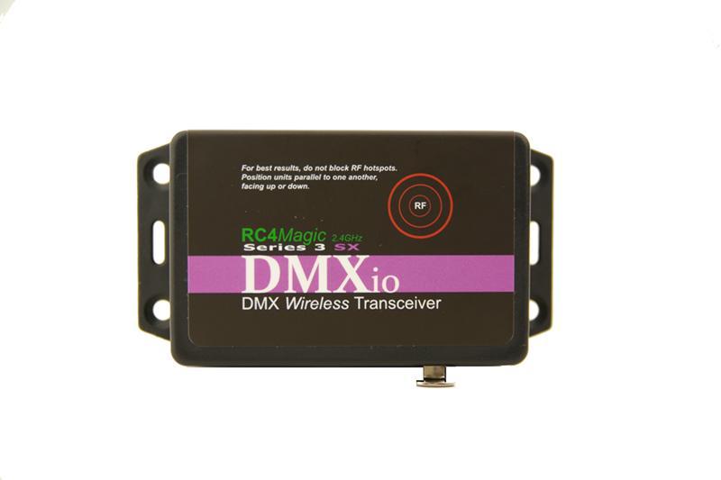 RC4Magic S3 2.4GSX DMXio Data Transceiver