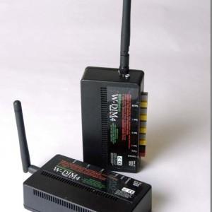 W-DIM4 Four-Channel Wireless Dimmer