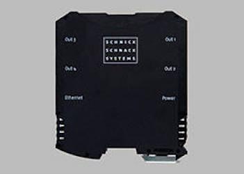 DMX Pixel-Router