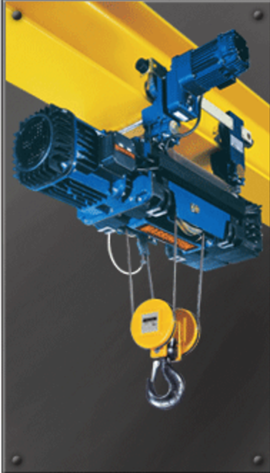 RH Three Phase Wire Rope Hoists