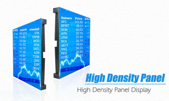 High Density Panel Display Series
