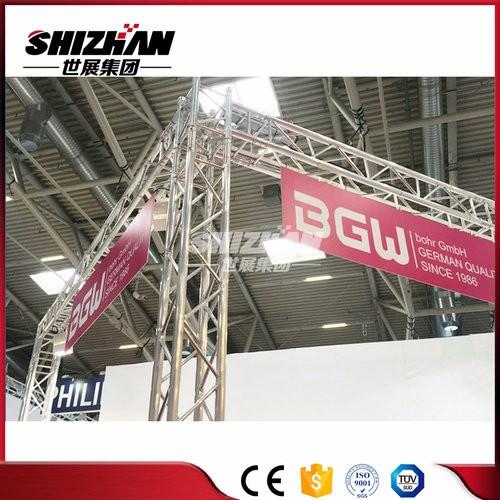 20*20cm Square Printed Display/Exhibition Truss System