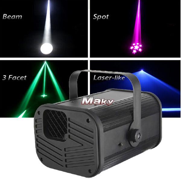 2R Beam Laser Scanner Light