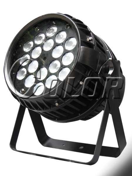 18x12W Zoom Waterproof LED Par