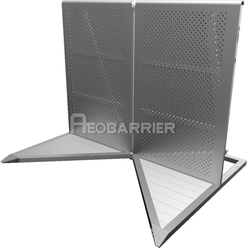 90° Corner Type Barrier