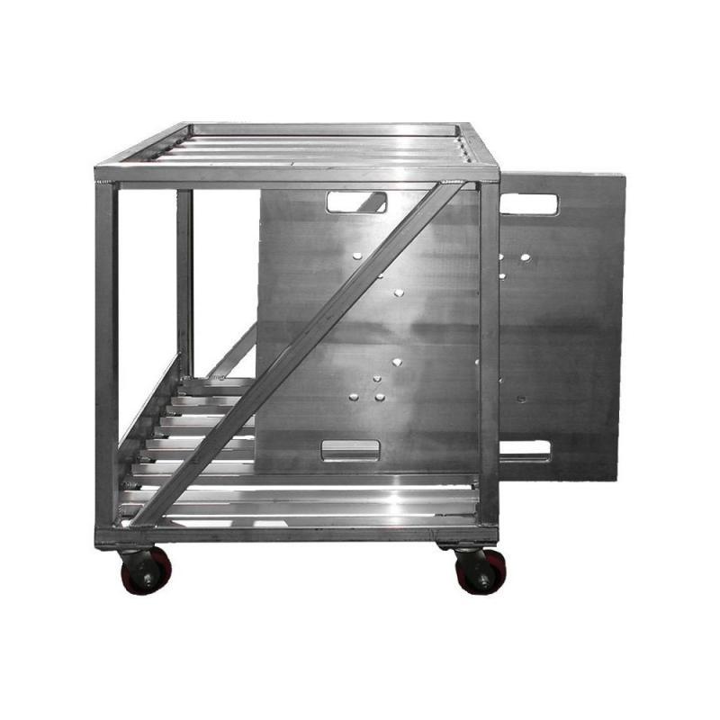 Wheel Cart for Eight 30″ x 30″ PB-H1200 Base Plates