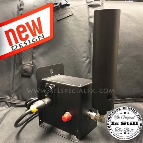 CO2 Cryo Jet Machine Cold Fog Cannon