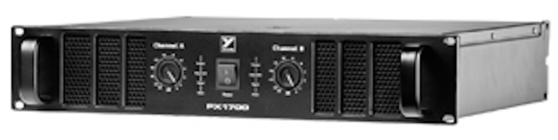 Amplifiers Series - PX1700
