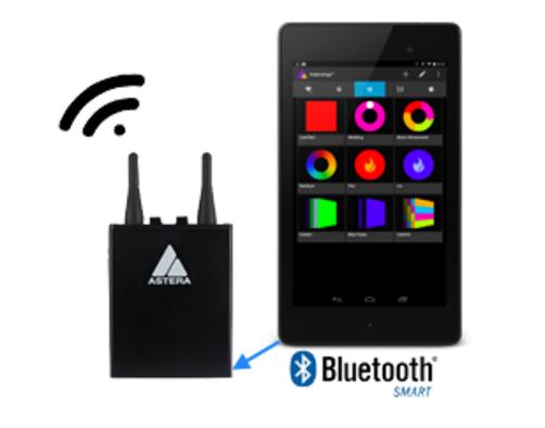AsteraBox™ ART6 Wireless LED Light Controller