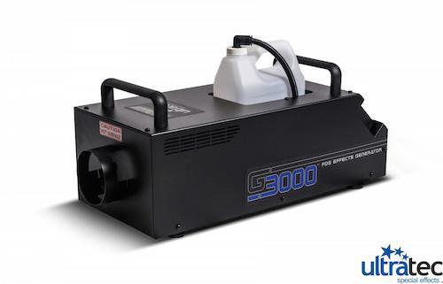 G3000 Fog Effects Generator