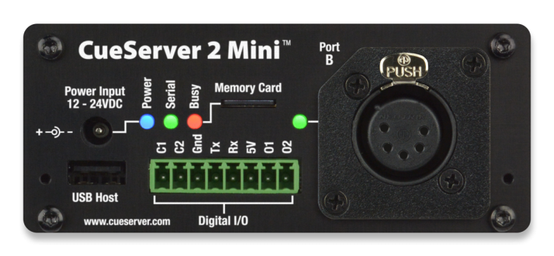 CueServer 2 Mini