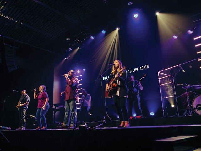 Atlanta's 12Stone Church: Tech Service in Action - Church Production Magazine