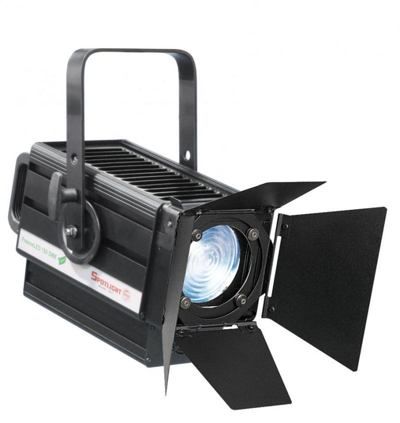 Fresnel, LED, 150W, RGBW - Spotlight