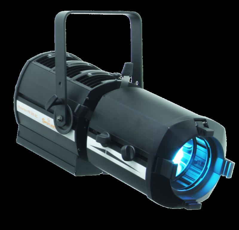 Hyperion Profile 300W 6 colours - Spotlight