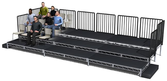 Steeldeck Inc - Staging Ideas