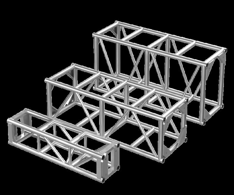 Bolted Truss | Truss Aluminium Factory