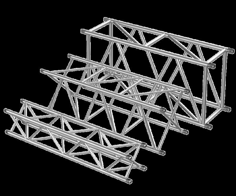 Fork Truss | Truss Aluminium Factory