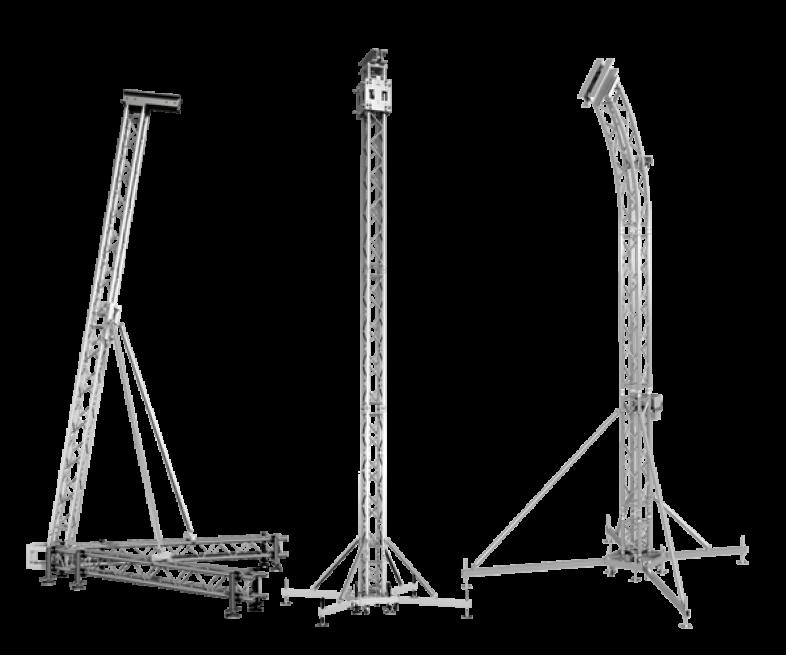 Towers | Truss Aluminium Factory