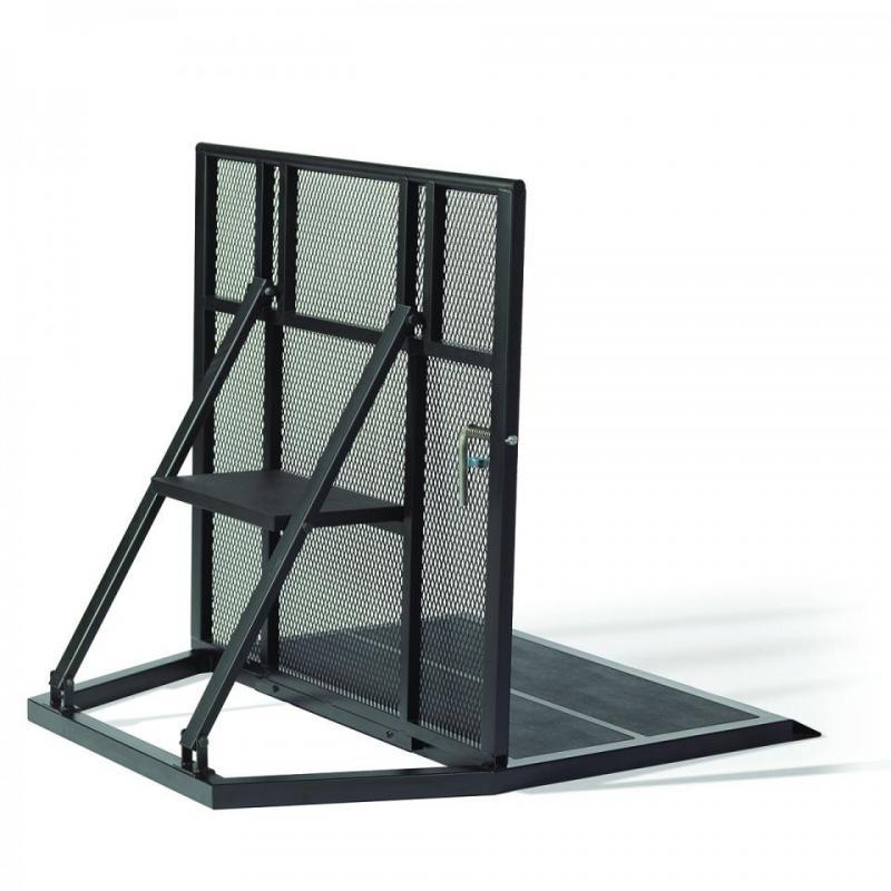 Crowd Control Barricade - Steel