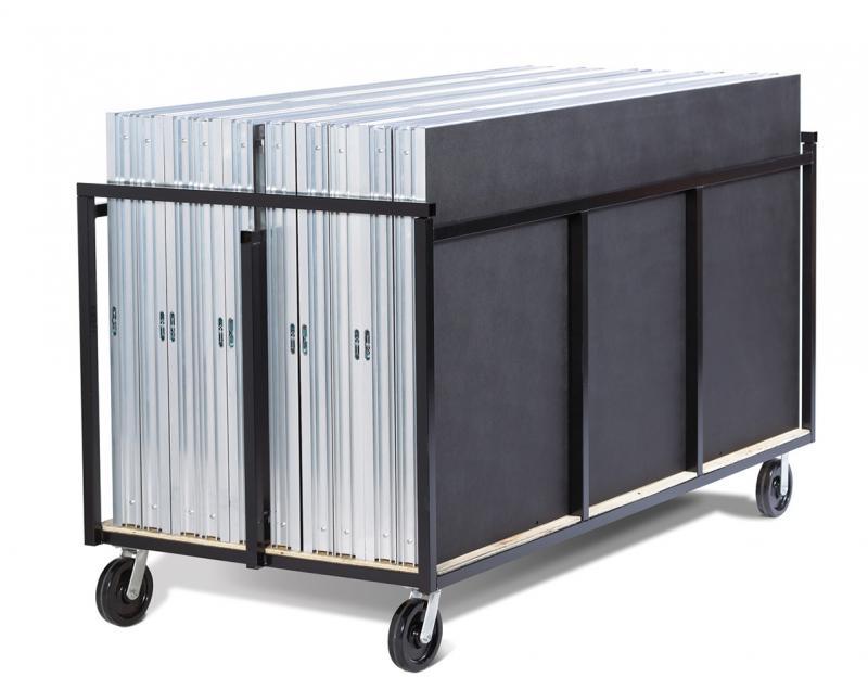 Vertical Platform Cart