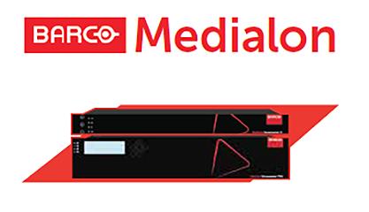 Barco Medialon