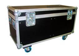 Stagemaker Concert Hoists: Flight Cases
