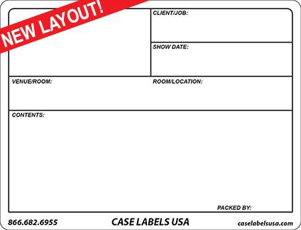 6.5″ X 8.5″ Label